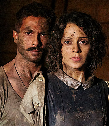 Rangoon Movie Review | Bollywood Movie Review Website