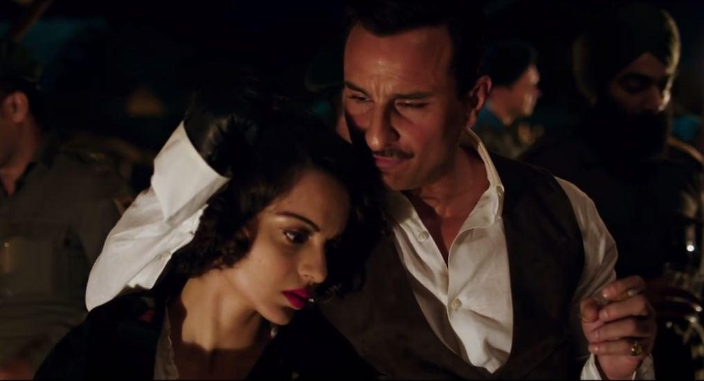 Rangoon Movie Review | Film Review Website