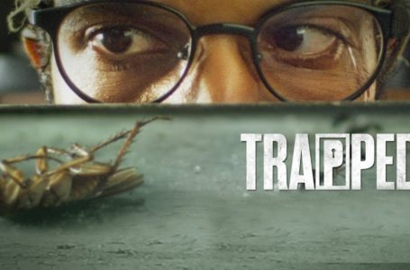 TRAPPED IS SYMBOLIC, YET REAL… GRIPPING !!!