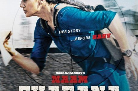 NOT AS GOOD AS BABY, 'NAAM SHABANA' SHOULD BE WATCHED FOR TAPSEE…!