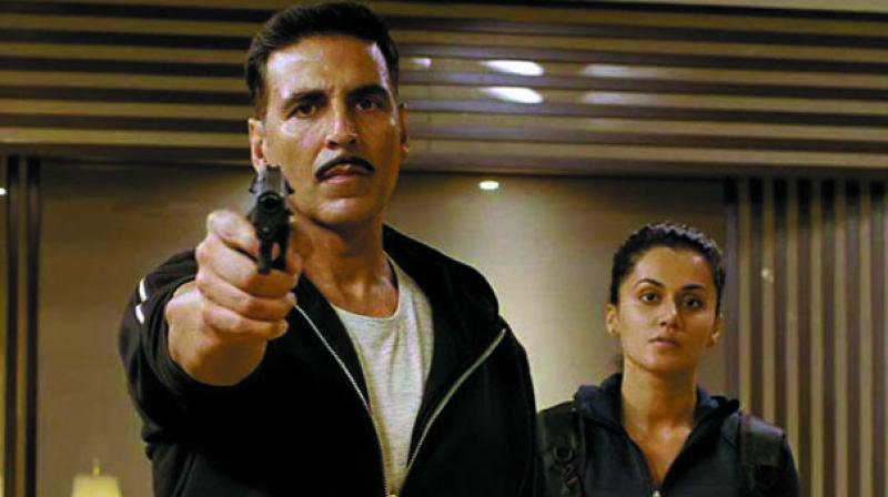 Naam Shabana Movie Review | Bollywood Movie Review Website