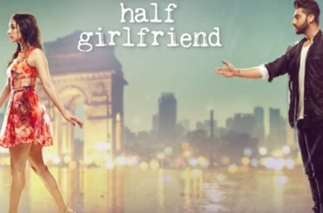 WITH EVERYTHING COOKED HALF, HALF GIRLFRIEND DIDN'T CALL TO BE MADE INTO A FILM…!