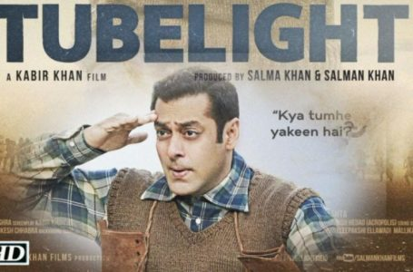 WITH ONLY CINEMATOGRAPHY AND NO PLOT OR SCREENPLAY, TUBELIGHT LACKS SOUL AND CONNECT !!