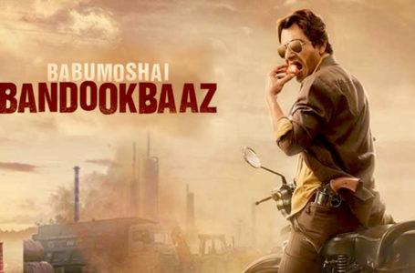 BABUMOSHAI BANDOOKBAAZ IS RAW. A BRAVE ATTEMPT BUT WON'T BE ENJOYED BY ALL…