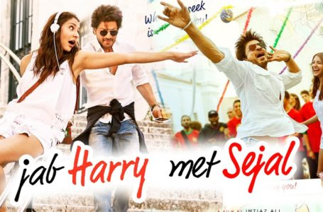 SRK- THE ONLY PLUS IN JHMS. IT'S A POINTLESS CREATION !!