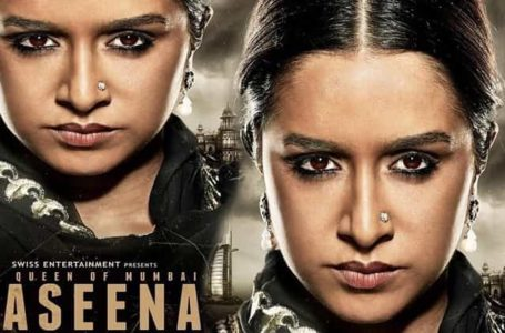 A WELL MADE FILM, HASEENA PARKAR CHARMS YOU WITH ITS AURA…