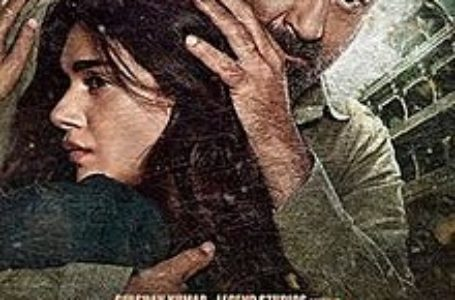 BHOOMI IS PREDICTABLE, BUT HAS A FAIRLY GOOD SCREENPLAY