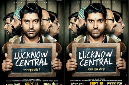 A STORY OF DREAMS, LUCKNOW CENTRAL IS GRIPPING WITH FEWER FLAWS…