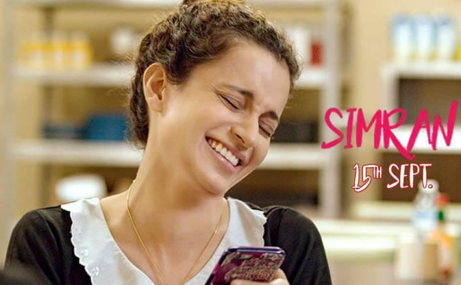 Simran Hindi Movie Review