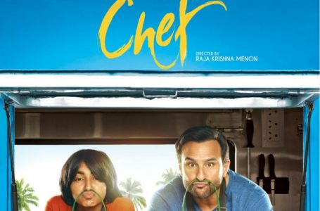 A FEEL GOOD FILM, CHEF TALKS ABOUT RELATIONS AND PASSION THROUGH FOOD…!