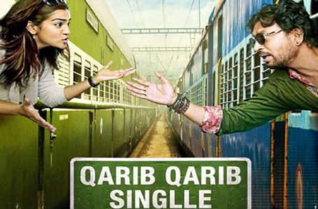 QARIB QARIB SINGLLE IS A ROAD THAT ENDS MIDWAY…