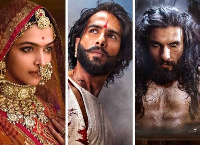 Hindi Film Padmaavat Movie Review