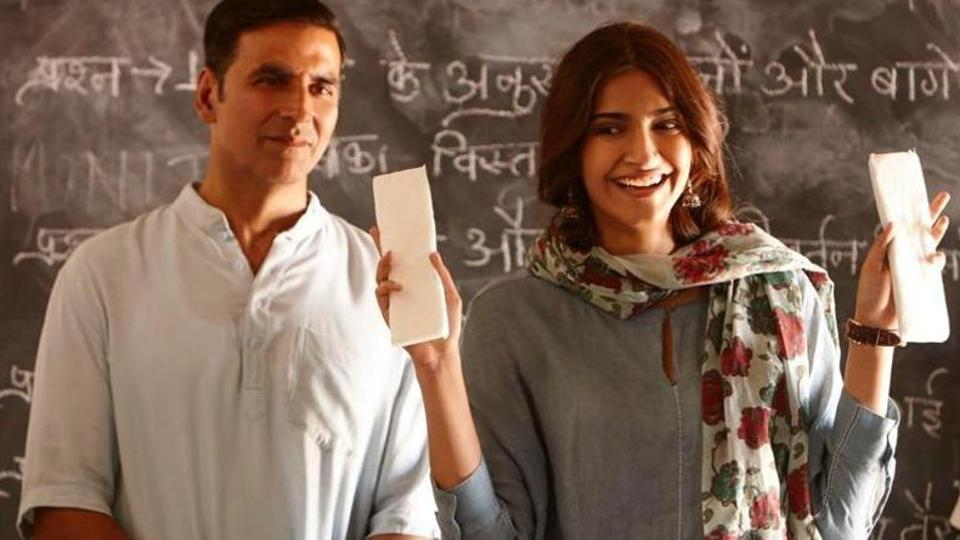 Bollywood Movie Review Padman