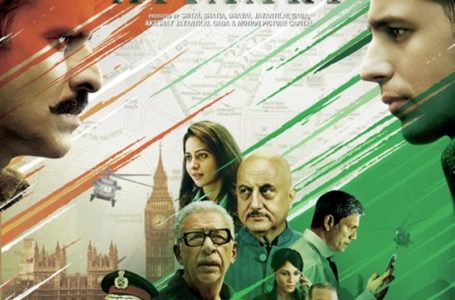 A BIG TIME DISAPPOINTMENT, AIYAARY FALLS FLAT DURING THE CLIMAX
