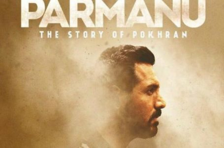 ASKING YOU TO TAKE PRIDE IN YOUR COUNTRY, 'PARMANU' LEAVES YOU WANTING FOR MORE