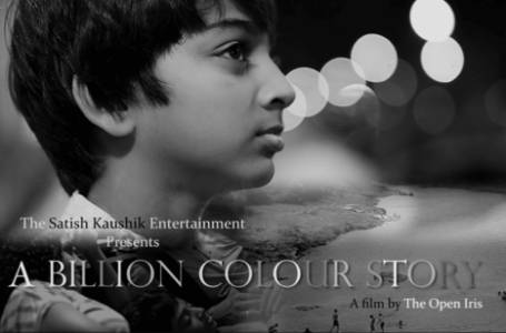 'A BILLION COLOUR STORY' IS A FILM THAT NEEDS TO BE PONDERED OVER BY EVERY INDIAN, LET ALONE WATCHING