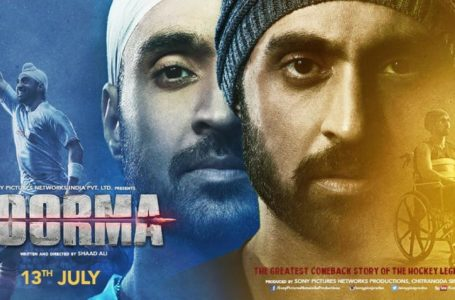 INSPIRING, MOTIVATING, CHARMING 'SOORMA' TELLS YOU ABOUT SANDEEP SINGH IN THE BEST MANNER