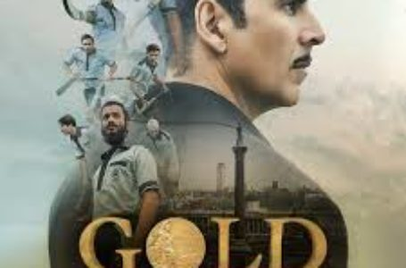 RELEASED ON PERFECT DAY, 'GOLD' STRIKES GOLD IN INTENTION, VISION, APPROACH, AND EMOTIONS