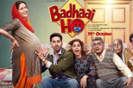 EXTREMELY ENTERTAINING 'BADHAAI HO' IS EXACTLY HOW A FILM SHOULD BE