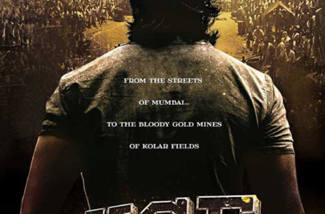 NOTHING SHORT OF A VISUAL SPECTACLE 'KGF' IS FOR DIE-HARD ACTION FANS