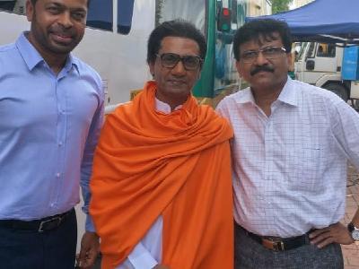 Thackeray, review, film, hindi