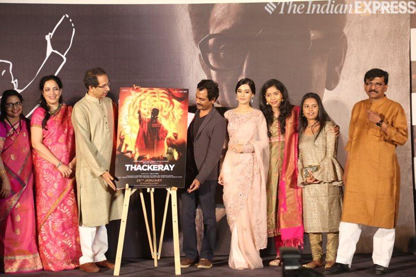 Thackeray, film, review, hindi
