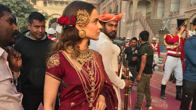 Manikarnika, film, review, hindi