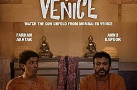 EVEN WITH INTERESTING STORY, 'THE FAKIR OF VENICE' FAILS TO IMPRESS