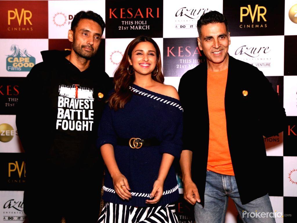 Kesari, review, film, hindi