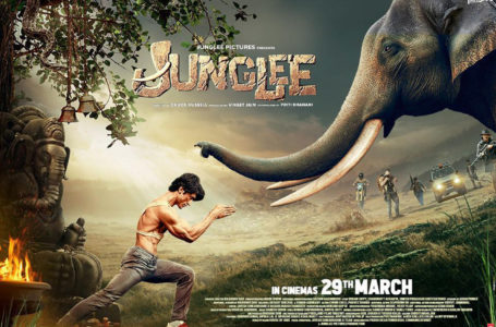 ADORABLE ELEPHANTS IMPRESS THE MOST IN 'JUNGLEE'