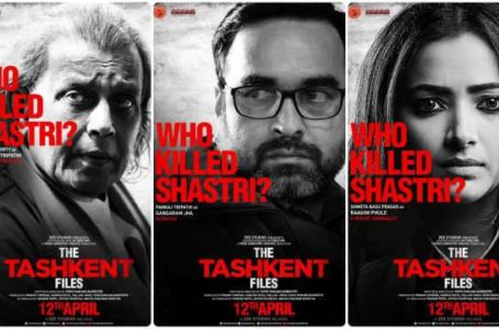 GRIPPING AND INSIGHTFUL 'THE TASHKENT FILES' SHOULDN'T HAVE BEEN SO DRAMATIC