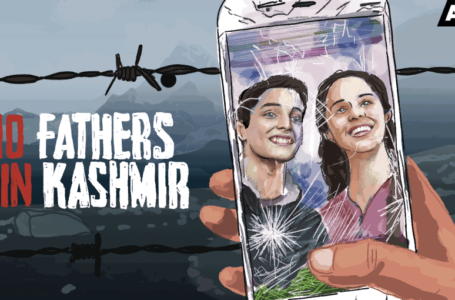 HARD HITTING 'NO FATHERS IN KASHMIR' GIVES A REAL PEEK INTO THE TERRITORY