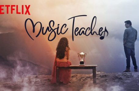 'MUSIC TEACHER' IS A LOVE STORY THAT IS TO BE FELT WITH HEART