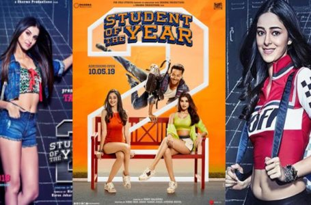 AS EXPECTED, 'STUDENT OF THE YEAR 2' IS HIGH ON MASALA ENTERTAINMENT