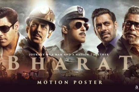 WITH HIGH DOSE OF ENTERTAINMENT, 'BHARAT' HAS SALMAN KHAN PAINTED IN EVERY SCENE
