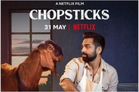 'CHOPSTICKS' OFFERS A WORLD OF CRIME THAT MAKES YOU SMILE