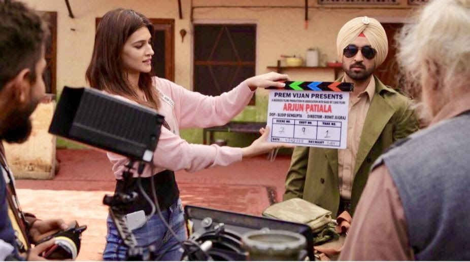 Arjun patiala, film, review, hindi, 2019