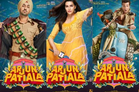 SPOOFY IN EXECUTION, 'ARJUN PATIALA' IS AN AVERAGE ENTITY