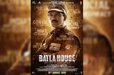 A GRIPPING THRILLER 'BATLA HOUSE' IS ONE QUALITY FILM