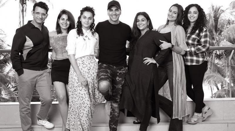 Mission Mangal, hindi, review, film, 2019