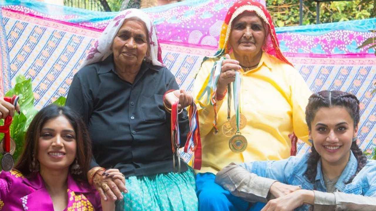 saand ki aankh, review, hindi, film, 2019