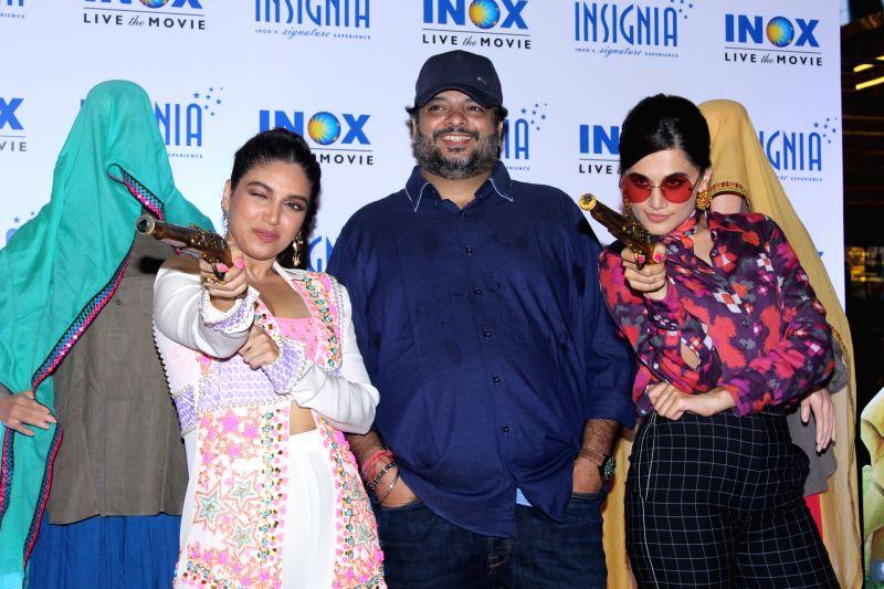 saand ki aankh, hindi, film, review, 2019