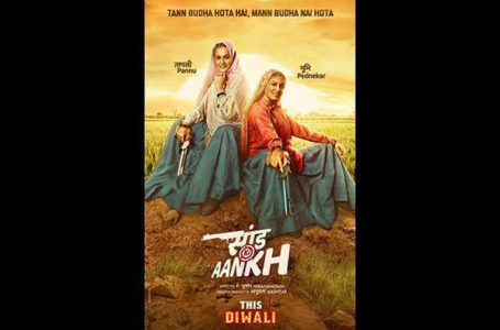 'SAAND KI AANKH' SURELY HITS THE BULL'S EYE