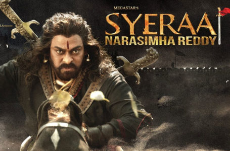 GOING BACK TO VERY EARLY INDIAN FREEDOM STRUGGLE, 'SYERAA NARASIMHA REDDY' IS A WELL INTENTIONED PIECE