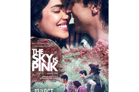 AN UNMISSABLE EXPERIENCE 'THE SKY IS PINK' OFFERS TRANQUILITY