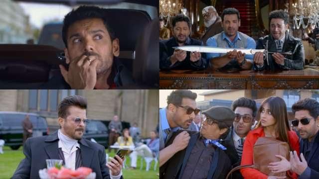 Pagalpanti, hindi, review, film, 2019