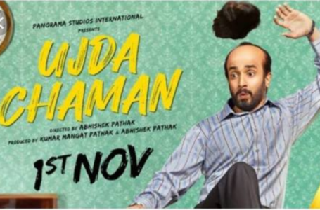 NEITHER LAUGHS NOR THE MESSAGE IS WORTH IT IN 'UJDA CHAMAN'