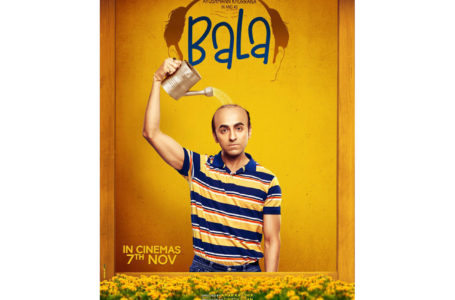 WITH GREAT HUMOUR ON POINT, 'BALA' MAKES A CORRECT STATEMENT