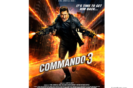 DESPITE BEING THE BEST IN THE SERIES, 'COMMANDO 3' LACKS A LITTLE