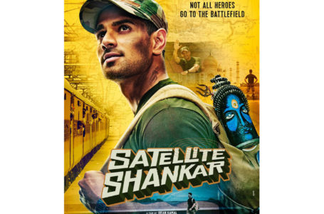 'SATELLITE SHANKAR' LEAVES YOU WITH A SWEET SMILE